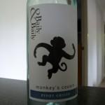 2015 Baily & Baily – Monkey's Cousin Pinot Grigio