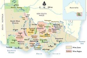 Victoria Wine Region