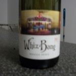 2013 Whiz Bang Barossa Shiraz Review