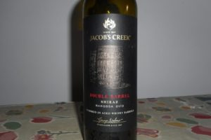 2013 – Jacob's Creek Double Barrel Shiraz
