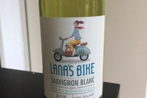 Lana's Bike – Sauvignon Blanc 2015