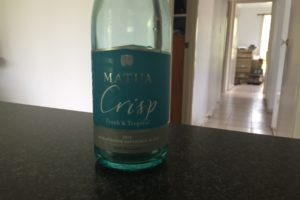Matua Crisp 2015 Sauvignon Blanc
