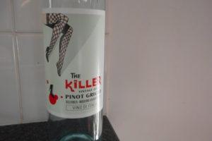 2014 – The Killer Pinot Grigio