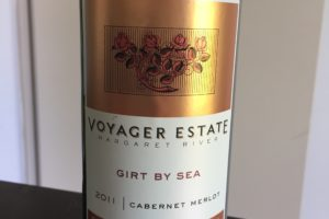 Voyager Estate – Girt by Sea 2011 Cabernet Merlot