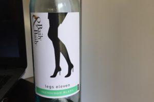 Baily & Baily Legs Eleven Sauvignon Blanc 2014