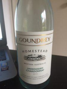 Goundrey Unwooded Chardonnay
