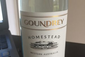 Goundrey Homestead 2015 – Unwooded Chardonnay
