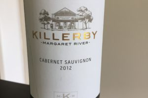 Killerby – 2012 Cabernet Sauvignon