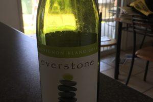 Overstone Sauvignon Blanc 2014