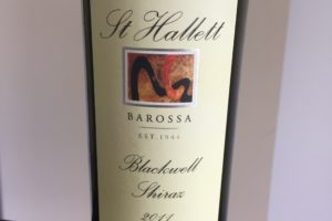 St Hallett 2011 Blackwell Shiraz