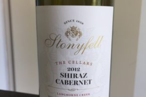 Stonyfell – The Cellars Shiraz Cabernet