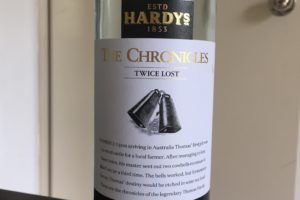 The Chronicles Twice Lost 2014 Pinot Grigio