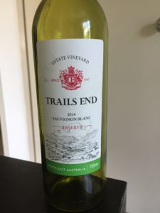 Trails End Sauvignon Blanc