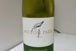 2010 – Milton Park Chardonnay