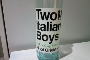 2015 – Two Italian Boys Pinot Grigio