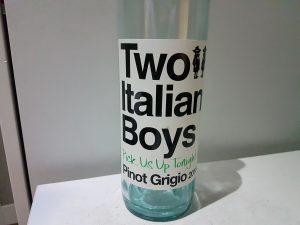 Two italian Boys Pinot Grigio